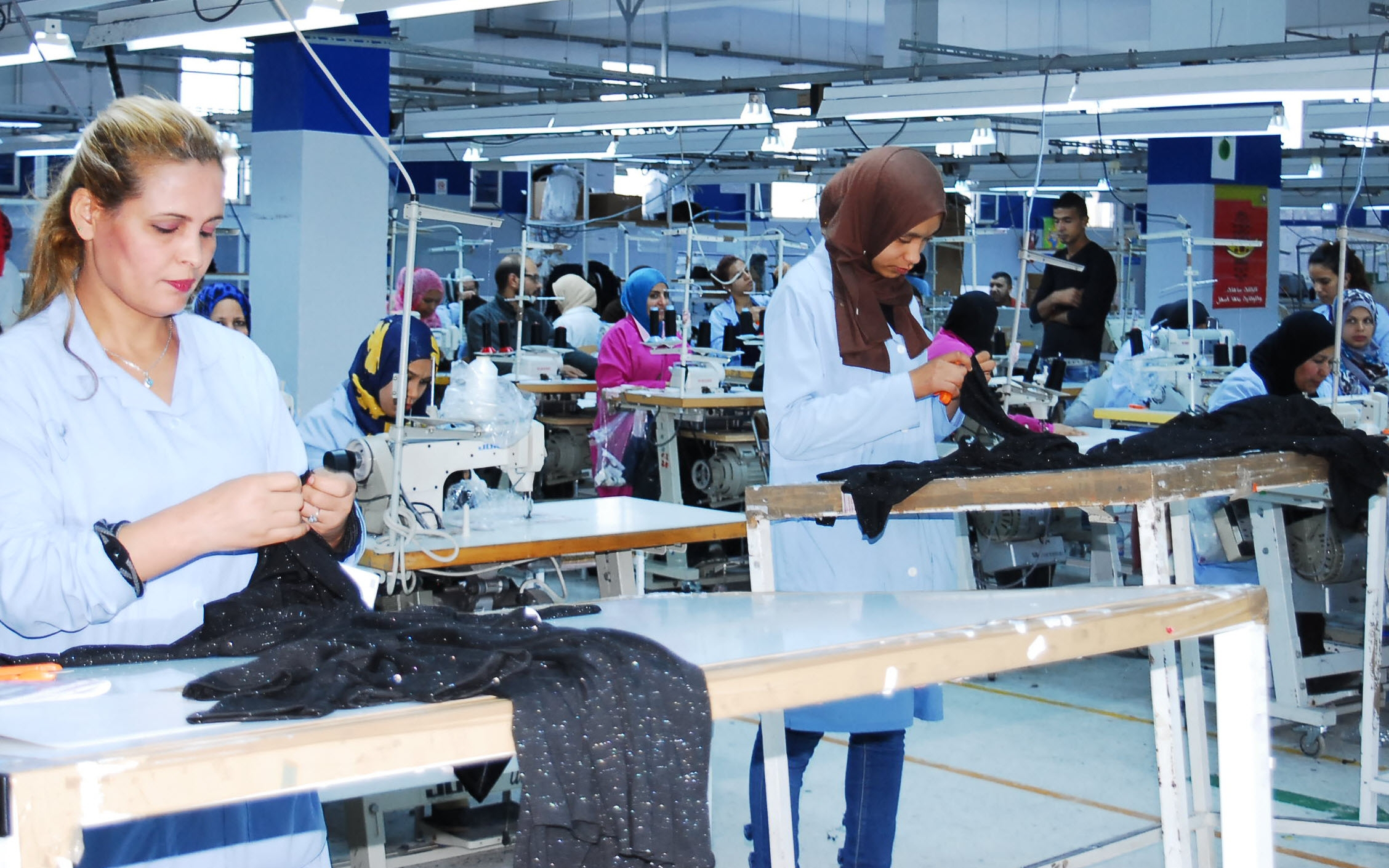 Global Textiles and Clothing program