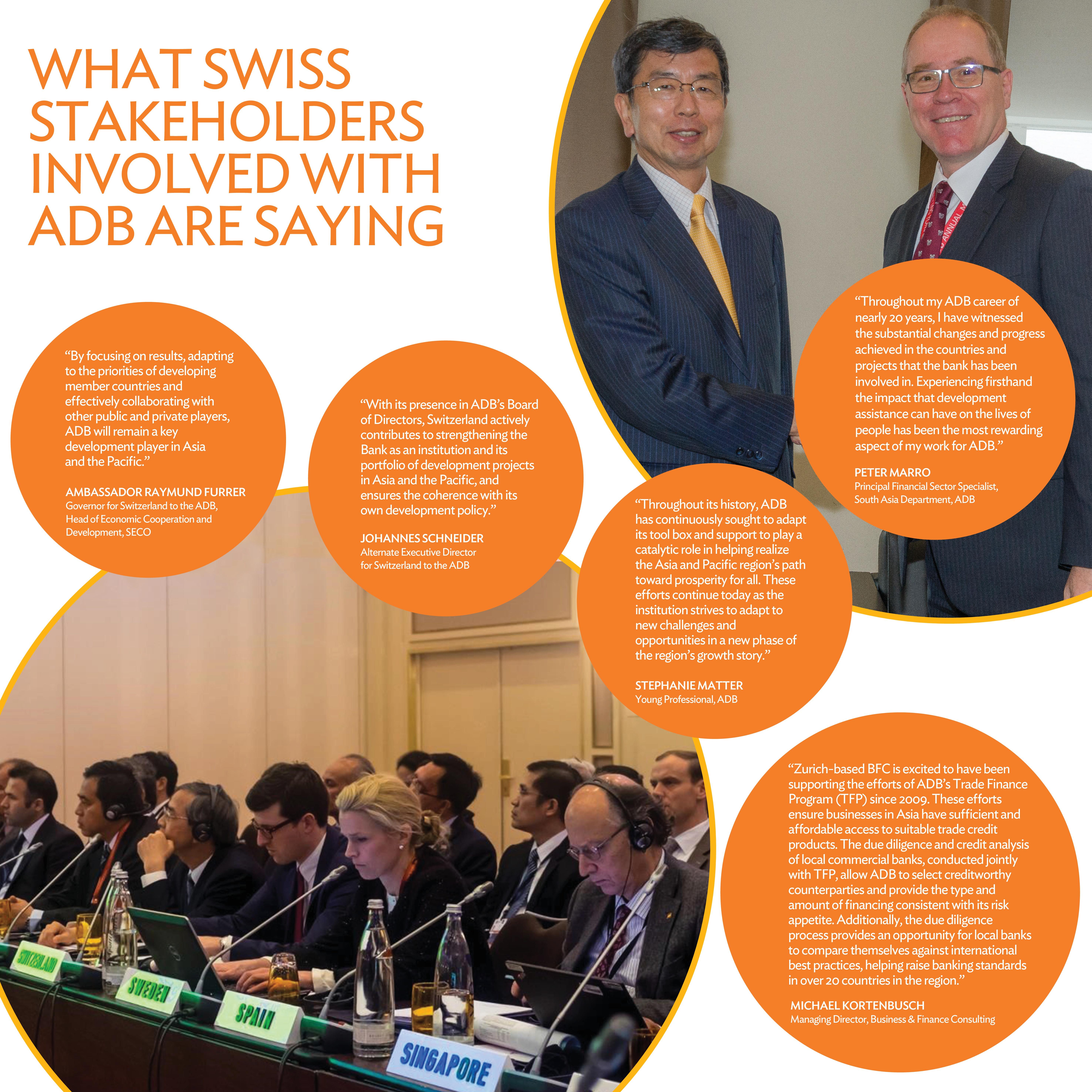 Seco Cooperation 50 Jahre Partnerschaft Zwischen Der Schweiz Und